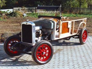 Karosseriearbeiten Automobil